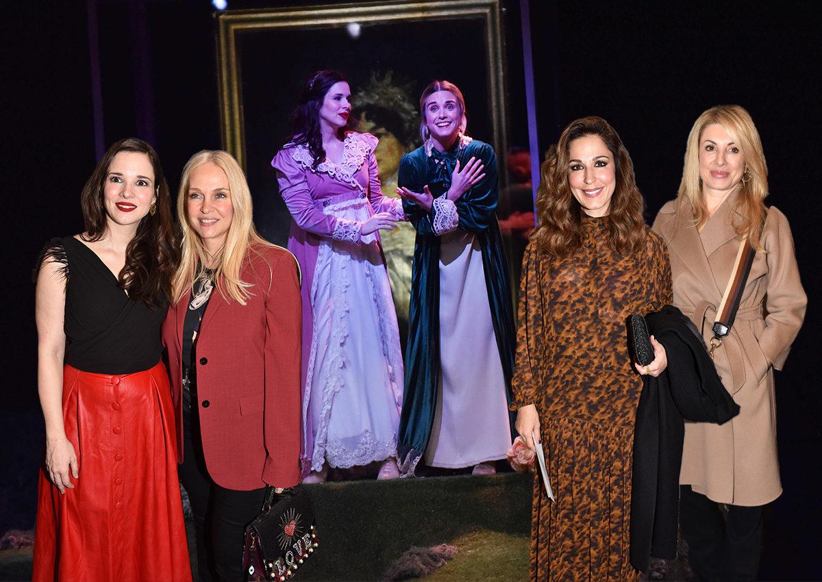 Επώνυμες παρουσίες στην επίσημη πρεμιέρα της παράστασης «Περηφάνια και Προκατάληψη»! [pics]   tlife.gr