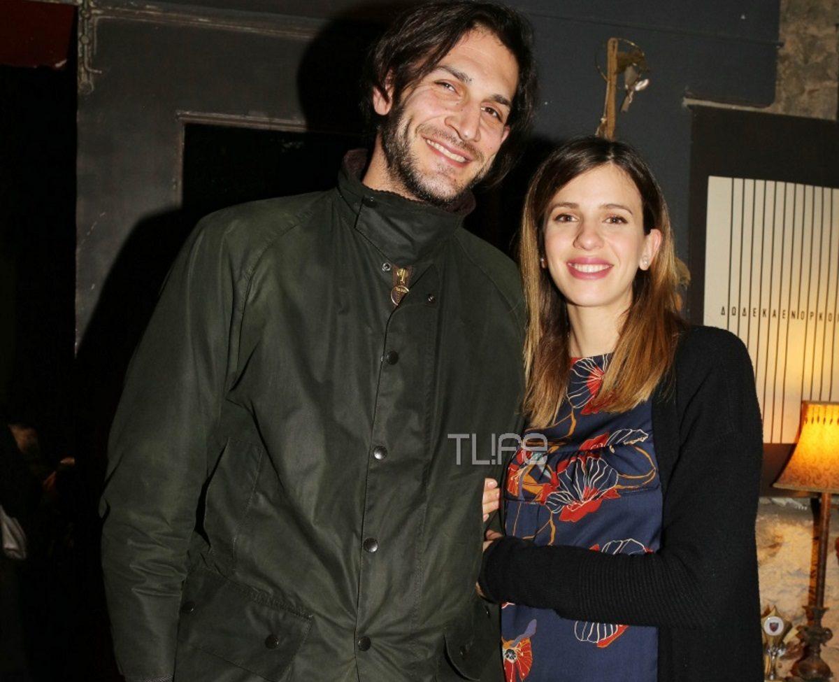 Αλεξάνδρα Ταβουλάρη: Στο θέατρο με τον σύντροφό της, λίγο πριν γίνουν γονείς! [pics] | tlife.gr