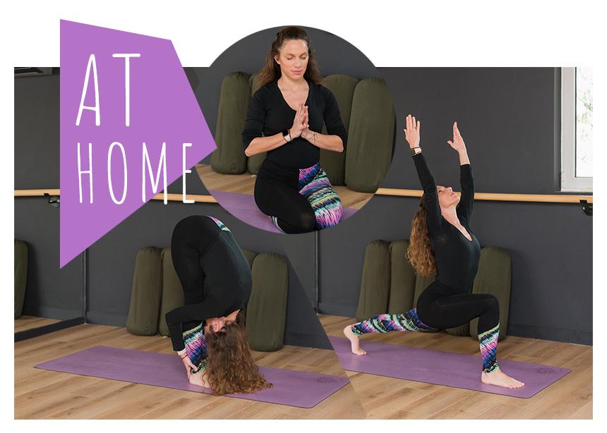 Ξεκινάμε Yoga! Η, Yoga Instructor, Ιωάννα Κολιακουδάκη, μας δείχνει τις βασικές στάσεις (Part I) | tlife.gr