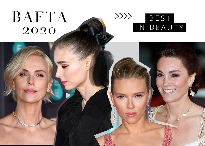 Bafta Awards 2020: δες τις stars από… τόσο κοντά και εμπνεύσου από τα beauty looks τους!