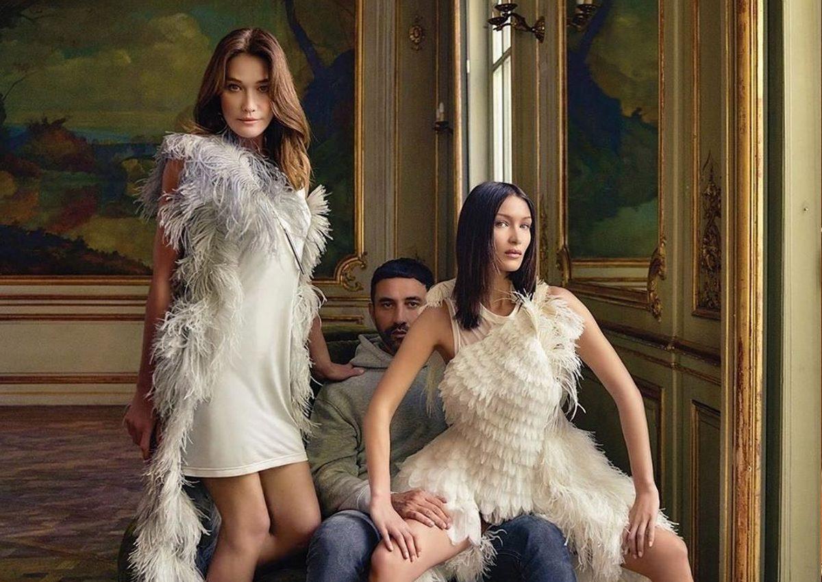 Carla Bruni – Bella Hadid: Φωτογραφίζονται σαν «μαμά» και «κόρη» και εντυπωσιάζουν! [pics] | tlife.gr