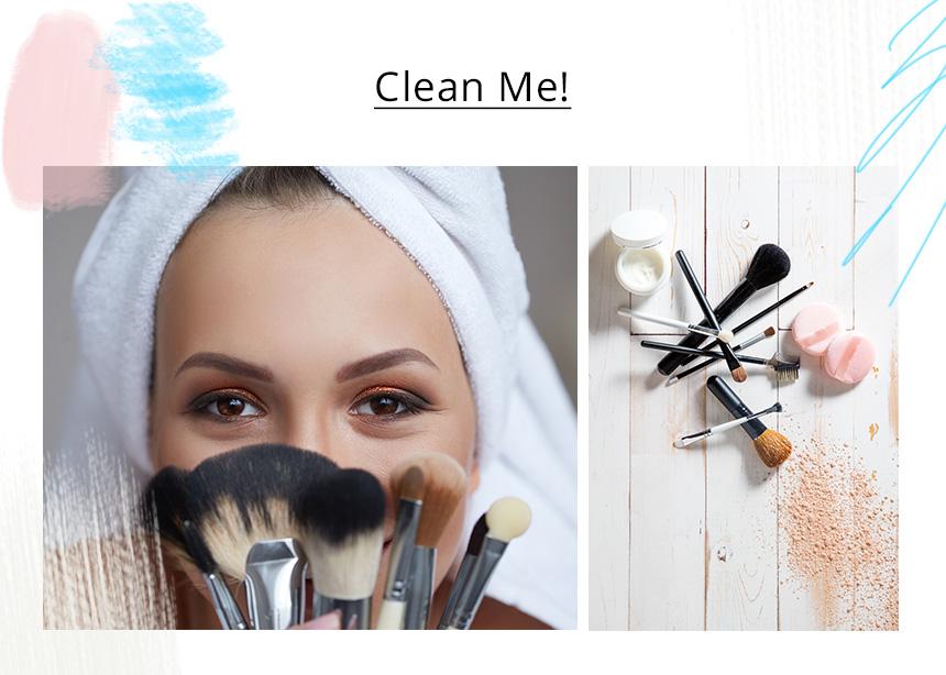 Πώς να πλένεις τα πινέλα σου! Αυτός είναι ο σωστός τρόπος! | tlife.gr