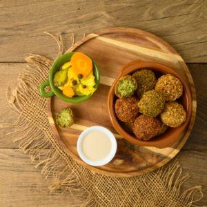 Σπιτικά και γευστικά φαλάφελ