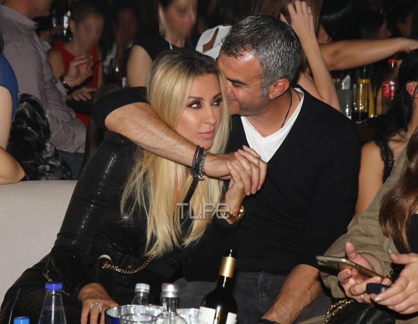 Γωγώ Μαστροκώστα: Η ερωτική εξομολόγηση στον Τραϊανό στα γενέθλιά του! [pic] | tlife.gr