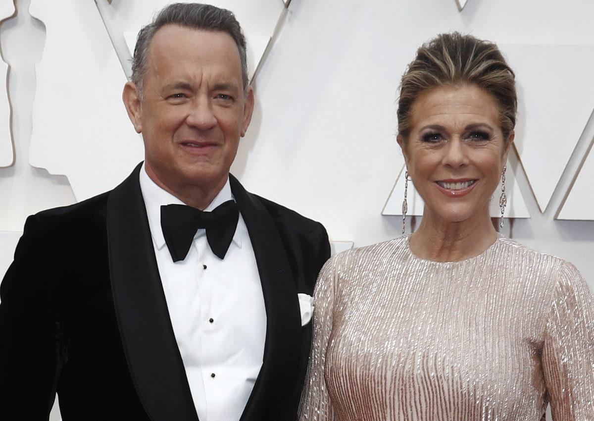 ΟΣΚΑΡ 2020: Tom Hanks και Rita Wilson έλαμψαν στο red carpet – Τα παιδιά τους στο πλευρό τους [pics] | tlife.gr