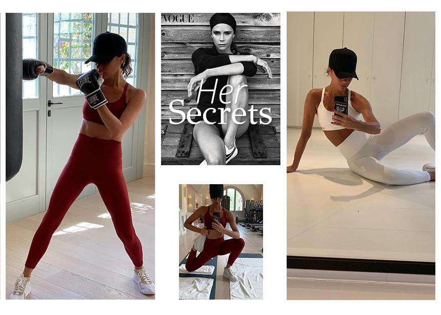 Victoria Beckham: Τα μυστικά διατροφής και το πρόγραμμα γυμναστικής που ακολουθεί! | tlife.gr