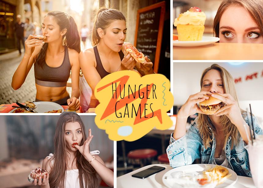 8 λόγοι, για τους οποίους πεινάς συνέχεια (ακόμα, και μετά το κυρίως γεύμα)!