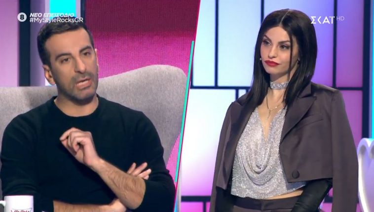 My Style Rocks: Η αυστηρή κριτική Κουδουνάρη σε Αλεξανδράκη – «Είναι δευτεροκλασάτο…»  [video] | tlife.gr