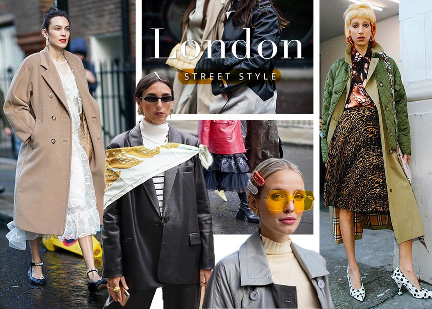 Απόκτησε και εσύ το London style κατευθείαν από τα street style του Λονδίνου!