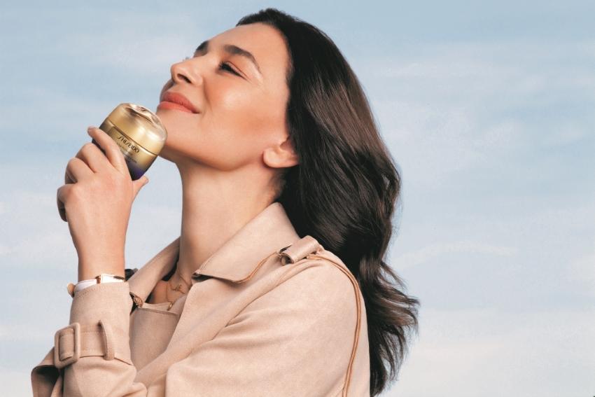 Η Μαρία Ναυπλιώτου είναι η νέα υπέροχη «Πρέσβειρα Ομορφιάς» της Shiseido στην Ελλάδα   tlife.gr