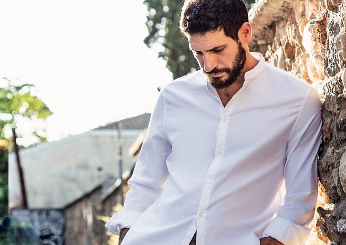 Θανάσης Πατριαρχέας: Η πρώτη βόλτα με την νεογέννητη κόρη του! [pics] | tlife.gr