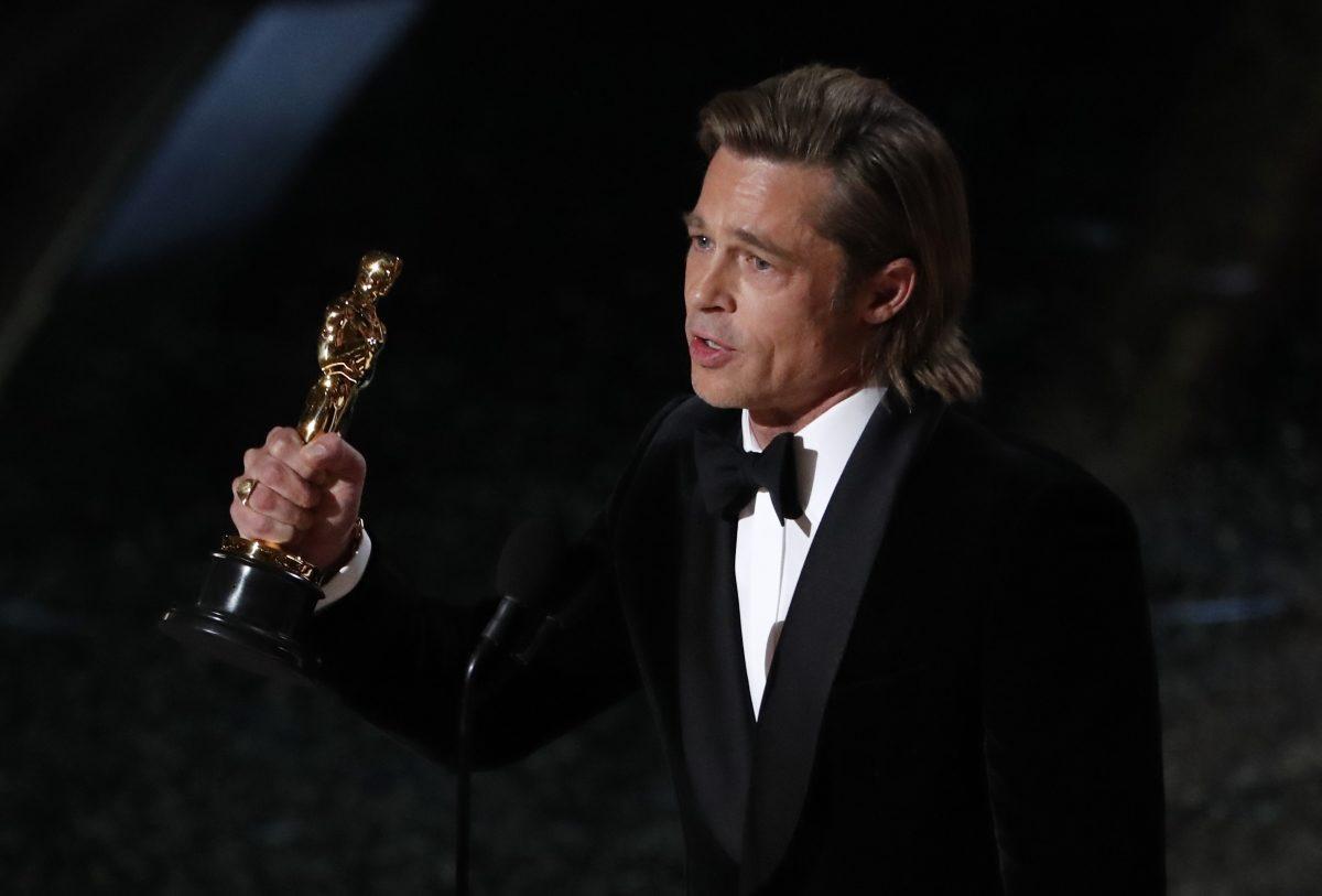 ΟΣΚΑΡ 2020: Δάκρυσε ο Brad Pitt αφιερώνοντας το πρώτο του Όσκαρ στα παιδιά του!   tlife.gr