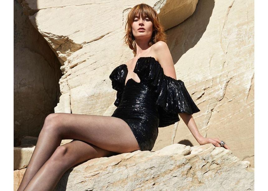 H νέα campaign του οίκου Saint Laurent στην έρημο! | tlife.gr