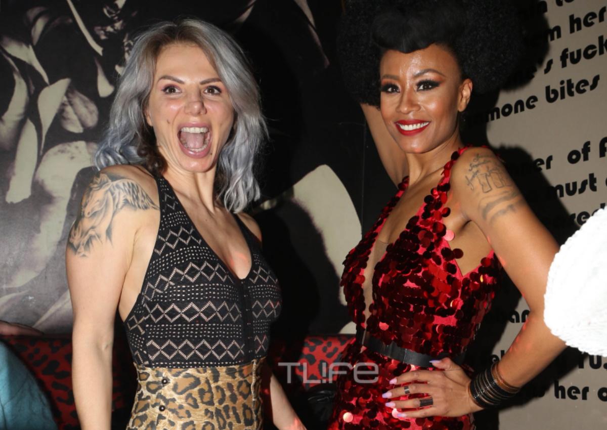 "Shaya: Το λαμπερό party γενεθλίων και ο ξέφρενος χορός με την πρώην ""Hi-5"" Μαρλέν Αγγελίδου! Φωτογραφίες"