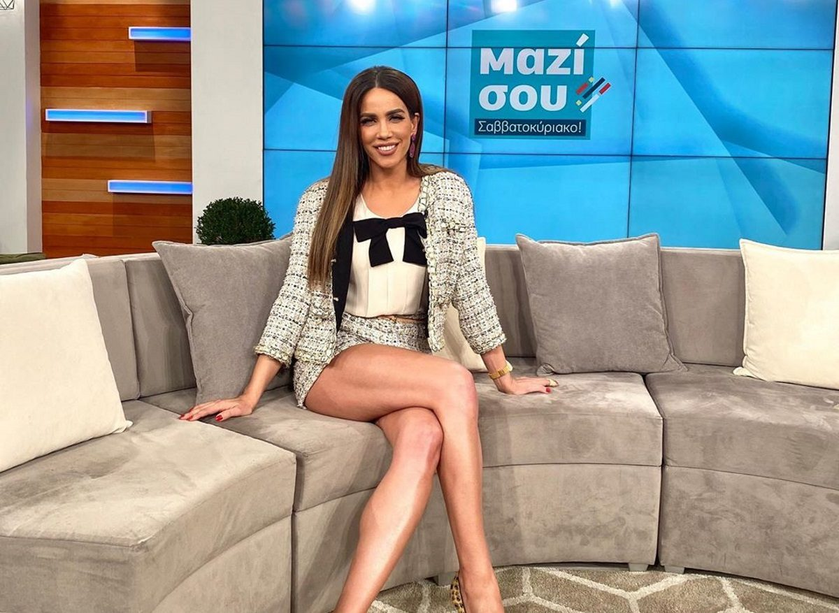 Η Κατερίνα Στικούδη στο «Μαζί σου»: Όσα αποκάλυψε για τον σύζυγό της και η συγκίνηση για την πεθερά της BINTEO | tlife.gr