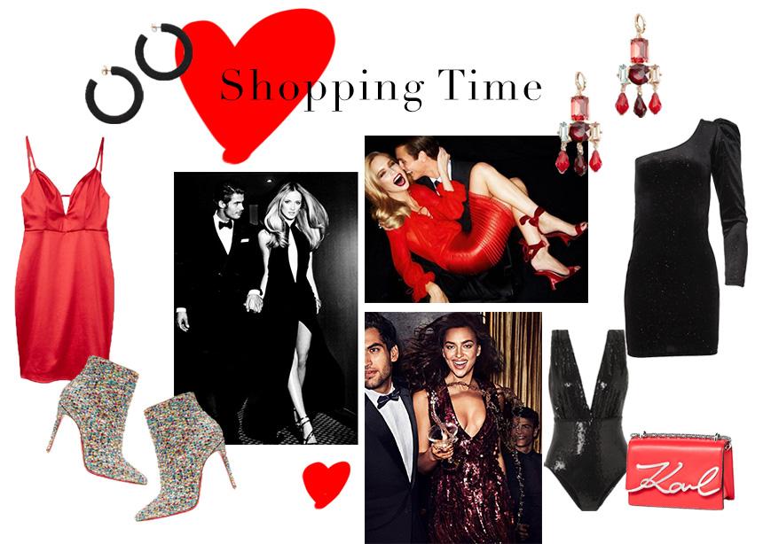 ΕΔΩ θα βρεις τα πιο εντυπωσιακά ρούχα και αξεσουάρ για του Αγίου Βαλεντίνου!