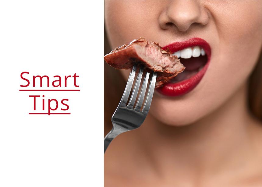 Τσικνοπέμπτη! Πώς θα απολαύσεις το βραδινό γεύμα της, χωρίς τύψεις;