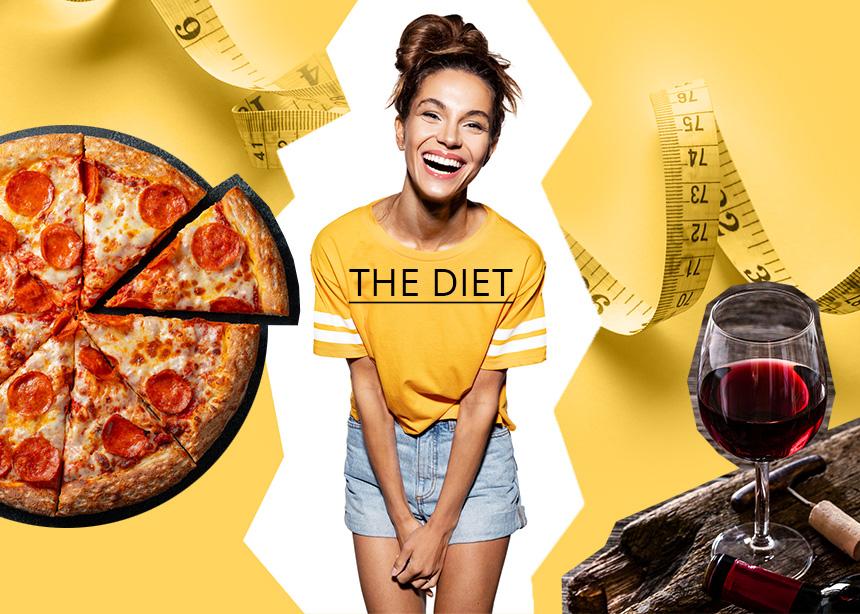 Δίαιτα: Χάσε εύκολα κιλά με μία Free Day στο πρόγραμμα!