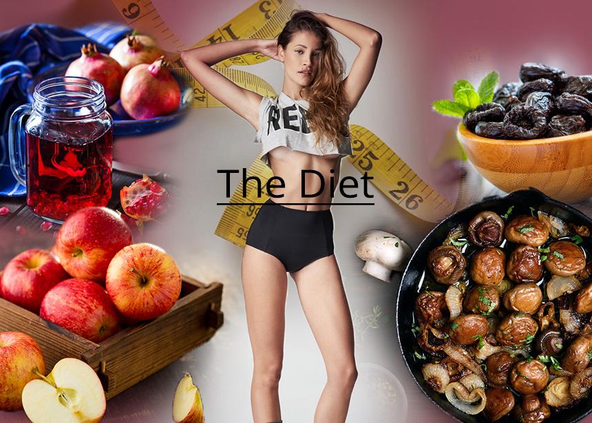 Δίαιτα: Χάσε 4 κιλά σε ένα μήνα, με αποκλειστικά νηστίσιμες τροφές στο μενού σου!