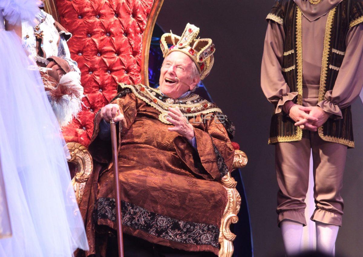 Κώστας Βουτσάς: Ο τελευταίος θεατρικός ρόλος λίγο πριν το θάνατό του! [pics]   tlife.gr