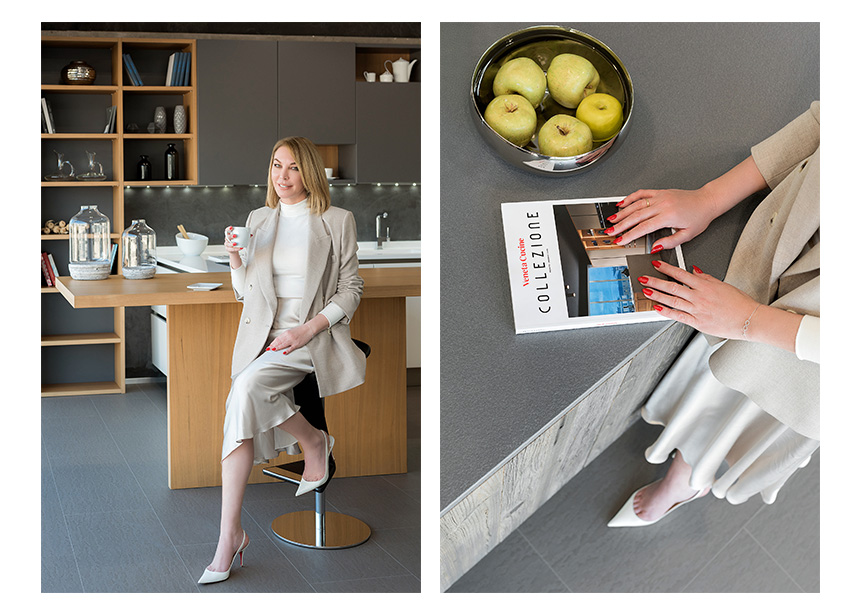 Veneta Cucine: Ιταλική φινέτσα και λειτουργικότητα σε προσιτές τιμές. Ο συνδυασμός που κάθε γυναίκα ονειρεύεται για την κουζίνα της!