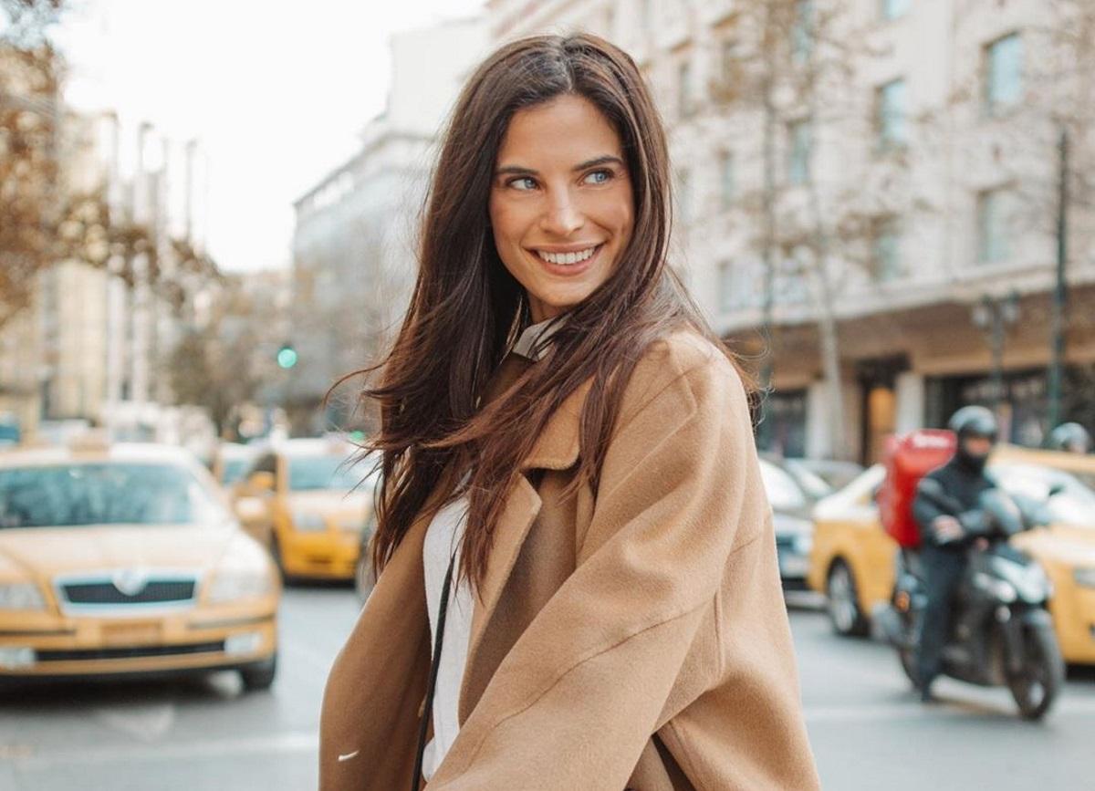 Χριστίνα Μπόμπα: Για ποδηλατάδα στο κέντρο της Αθήνας [pic]