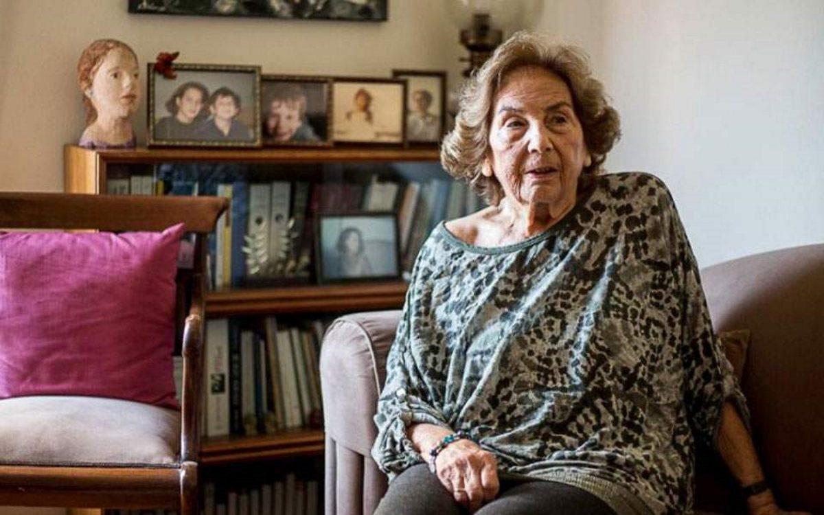 Πέθανε η σπουδαία συγγραφέας Άλκη Ζέη   tlife.gr