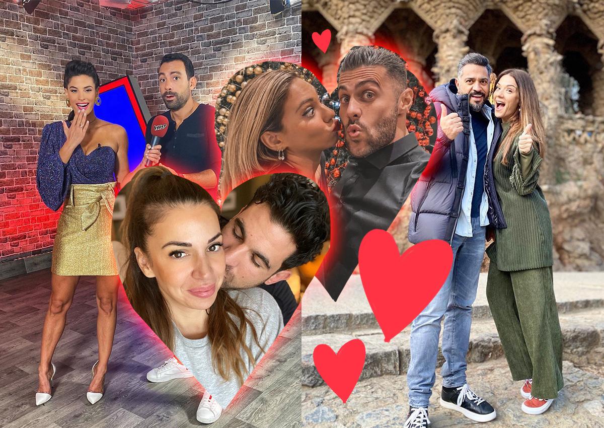 Love is in the air! Τα πέντε πιο ερωτευμένα ζευγάρια του… Instagram – Φωτογραφίες