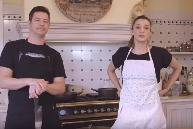 Κάτια Ζυγούλη: Κάνει διαγωνισμό μαγειρικής με τον αδελφό του Σάκη Ρουβά και… μάντεψε ποιος κέρδισε! ΒΙΝΤΕΟ | tlife.gr
