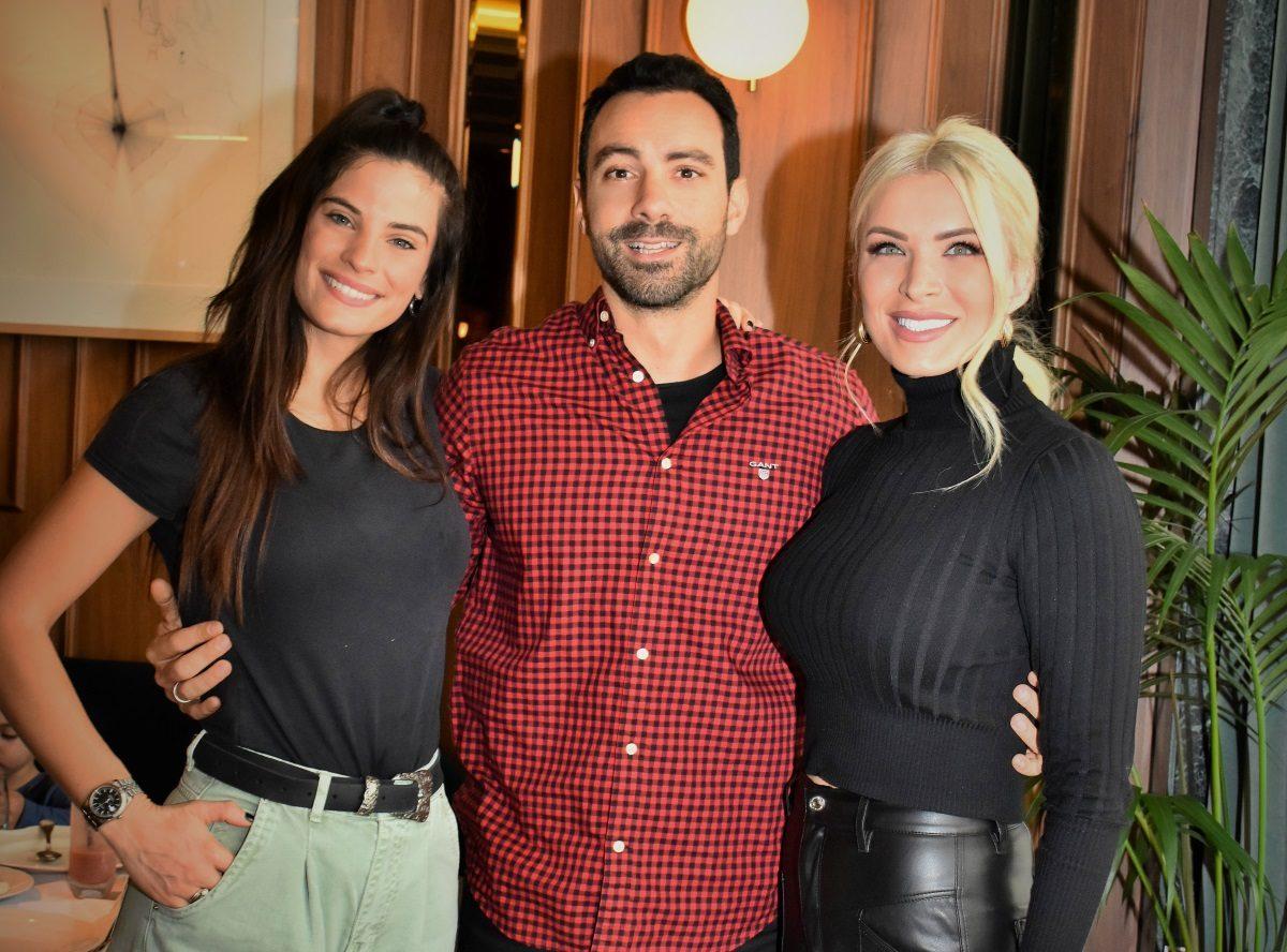 Οι celebrities της εγχώριας showbiz απόλαυσαν το πρωινό τους στην καρδιά της Αθήνας [pics] | tlife.gr
