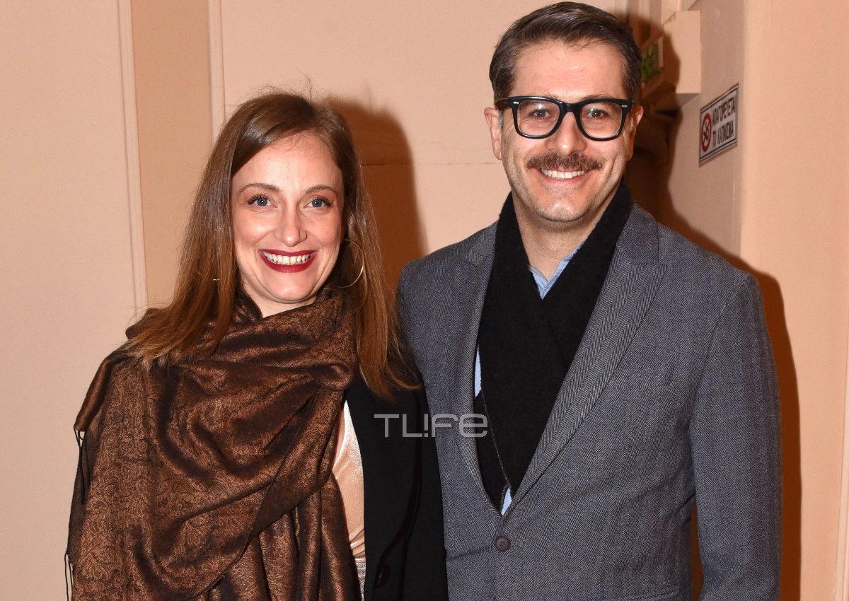 Αλέξανδρος Μπουρδούμης–Λένα Δροσάκη: Ερωτευμένοι σε θεατρική πρεμιέρα! | tlife.gr
