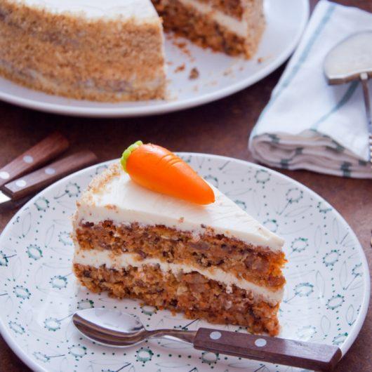 Αφράτο κέικ καρότου | tlife.gr