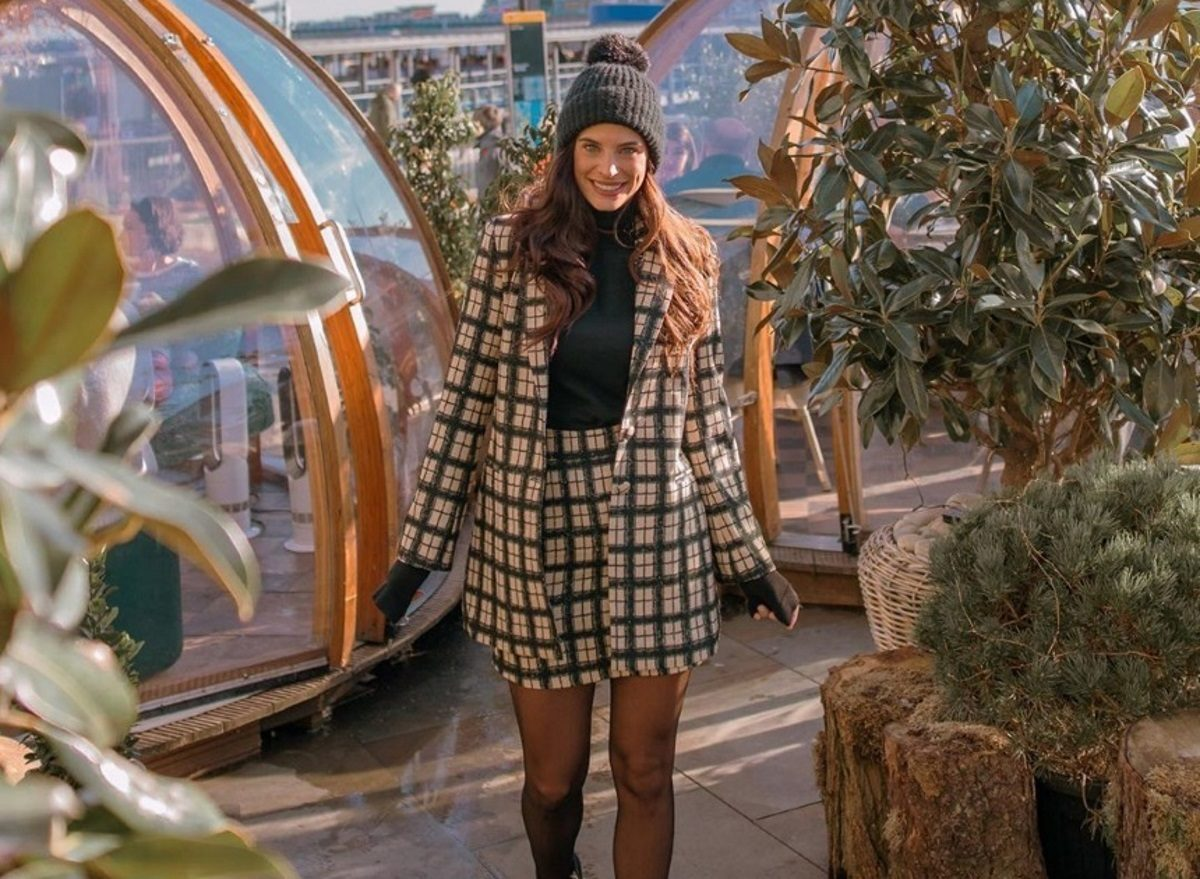Χριστίνα Μπόμπα: Το girl's trip στο Λονδίνο συνεχίζεται! [pics,vid] | tlife.gr