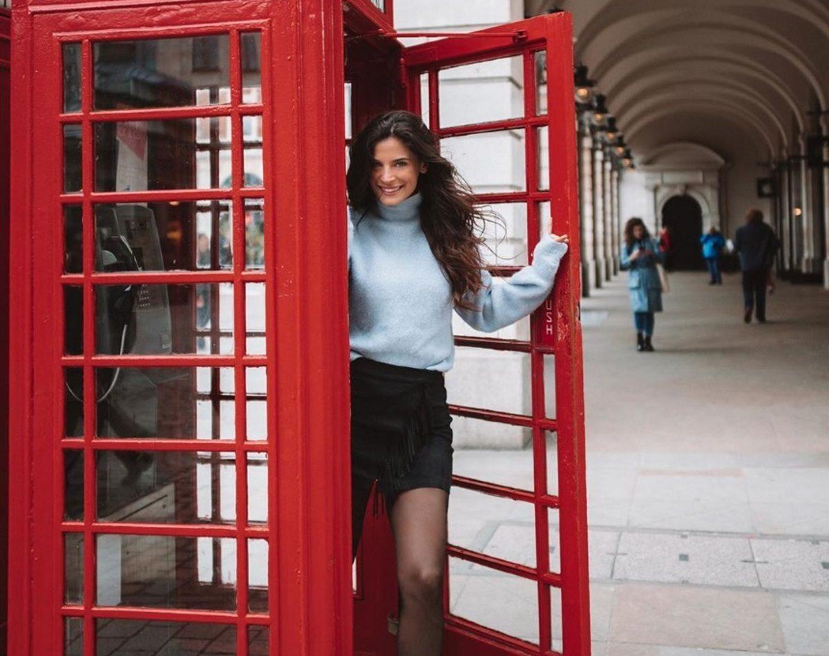 Χριστίνα Μπόμπα: Οι λόγοι που έχει λατρέψει το Λονδίνο! Οι βόλτες της με άψογο στυλ [pics] | tlife.gr