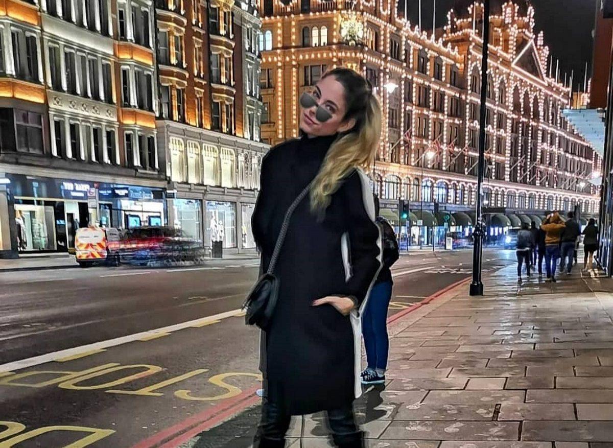 Δούκισσα Νομικού: Απόδραση στο Λονδίνο μαζί με την οικογένειά της! [pics,vid] | tlife.gr