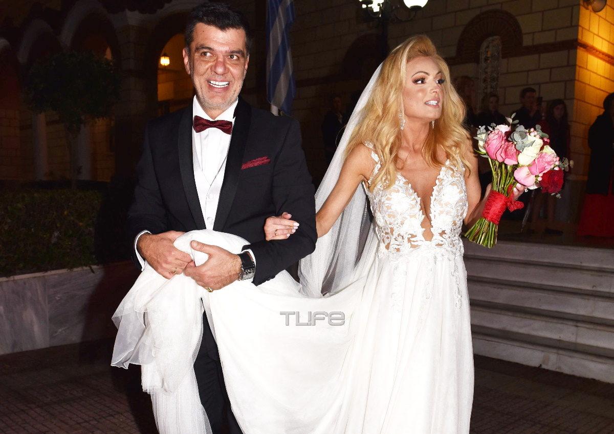 Ανδρέας Πάτσης – Βασιλική Παπαλουκά: Ο βουλευτής και η παρουσιάστρια παντρεύτηκαν του Αγίου Βαλεντίνου! | tlife.gr