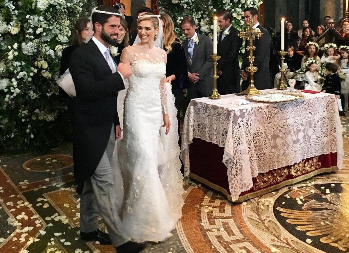 Μαριάννα Γουλανδρή: Γιορτάζει επέτειο γάμου με τον Φίλιππο Λαιμό! [pics] | tlife.gr