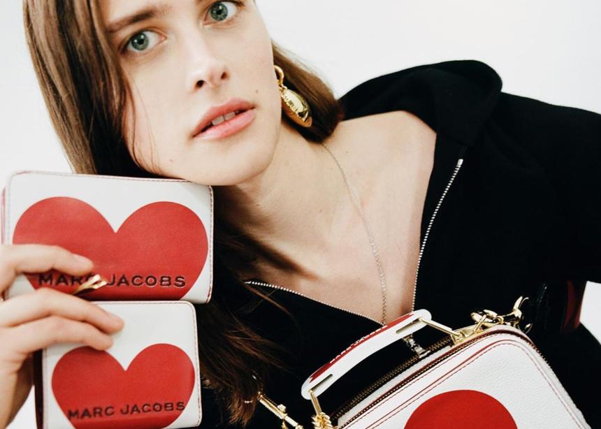Ο Marc Jacobs λανσάρει μία σειρά αποκλειστικά για…ερωτευμένες! | tlife.gr