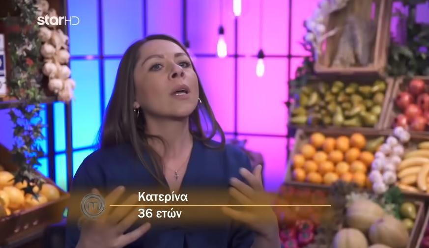 MasterChef: Εξοργισμένη η Κατερίνα με τους συμπαίκτες της! Video