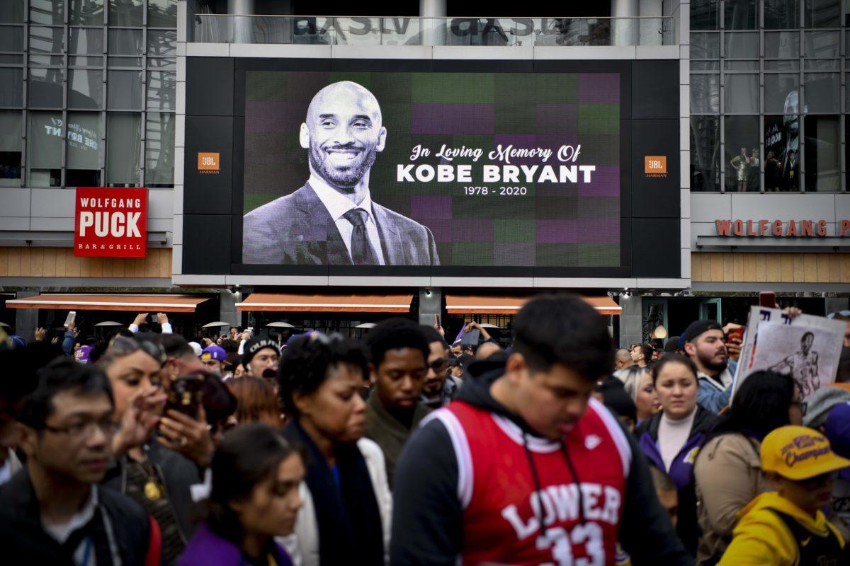 Kobe Bryant: Μνημόσυνο προς τιμήν του έξω από το Staples Center!   tlife.gr