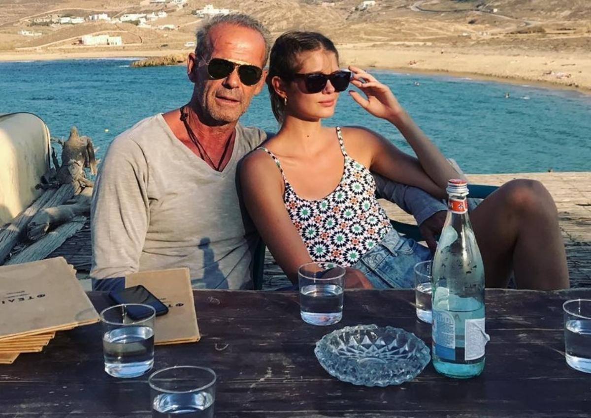 Αμαλία Κωστοπούλου: Το μήνυμα αγάπης για τα γενέθλια του πατέρα της!