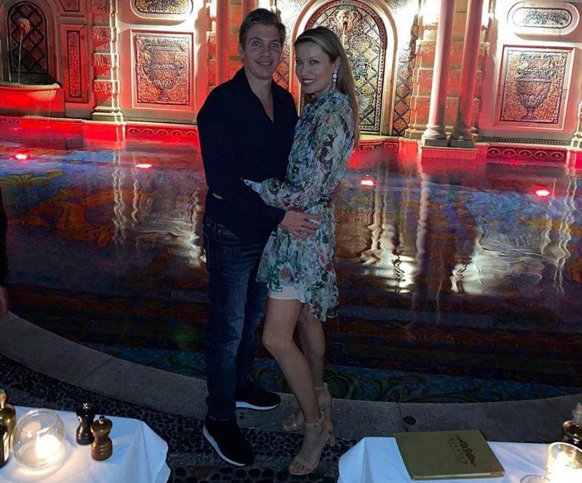 Μαριέττα Χρουσαλά – Λέων Πατίτσας: Το δείπνο στην έπαυλη του Versace και οι βουτιές στο Miami! [pics] | tlife.gr