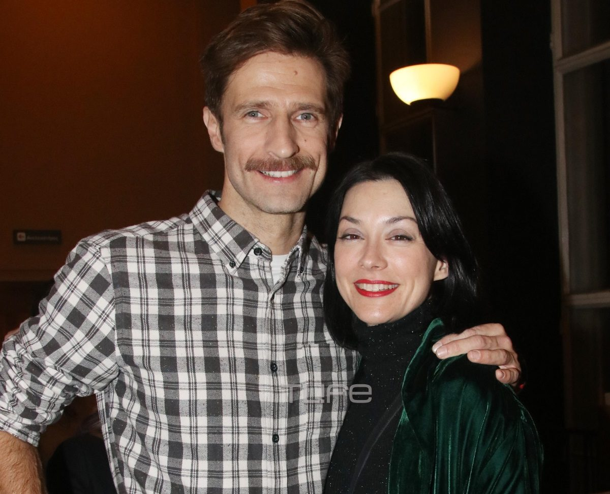 Νάντια Γιαννακοπούλου: Καμάρωσε επί σκηνής τον σύζυγό της, Μάξιμο Μουμούρη! | tlife.gr