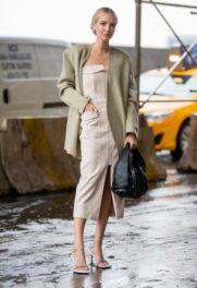 Νέα Υόρκη με pastel blazer