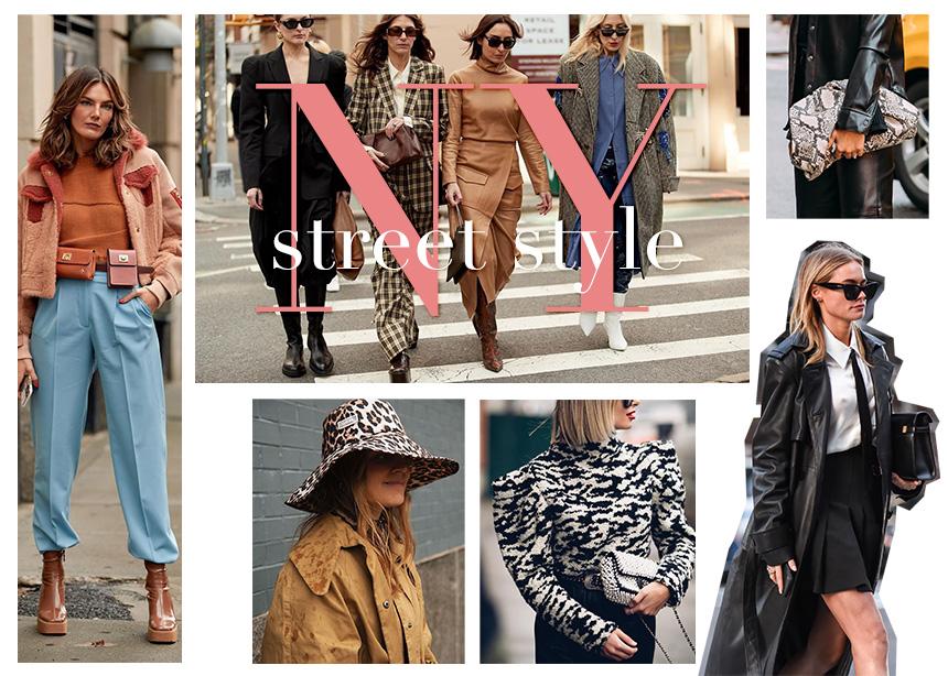Ιδέες για να ανανεώσεις το style σου κατευθείαν από τα street style της Νέας Υόρκης! | tlife.gr