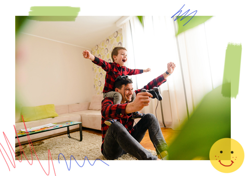 Και όμως! Τα video-games μπορούν να επιδράσουν θετικά στο παιδί σου | tlife.gr