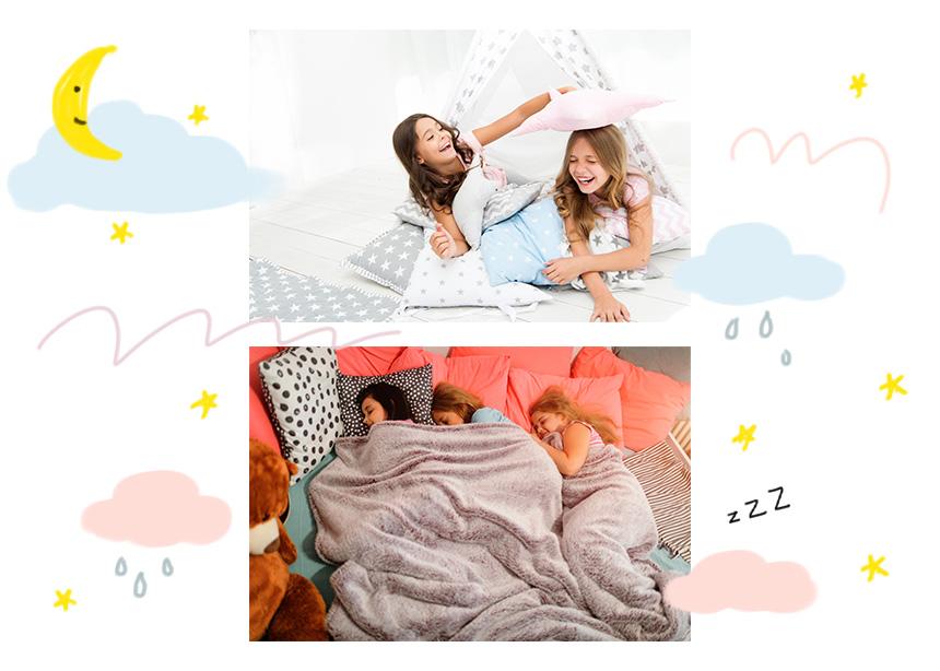7 βήματα για να προετοιμάσεις σωστά το παιδί σου για το πρώτο του sleepover! | tlife.gr
