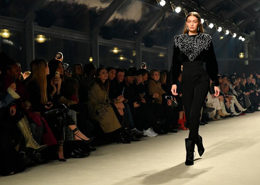 Παρίσι Εβδομάδα Μόδας: H Ιsabel Marant και ο Rick Owens με μοναδικά show την 3η μέρα!