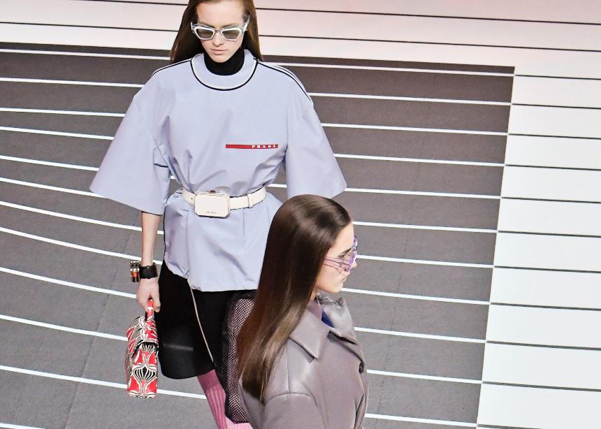 Prada, Fendi: δύο μεγάλοι οίκοι χθες έδειξαν τις συλλογές τους στο Μιλάνο!