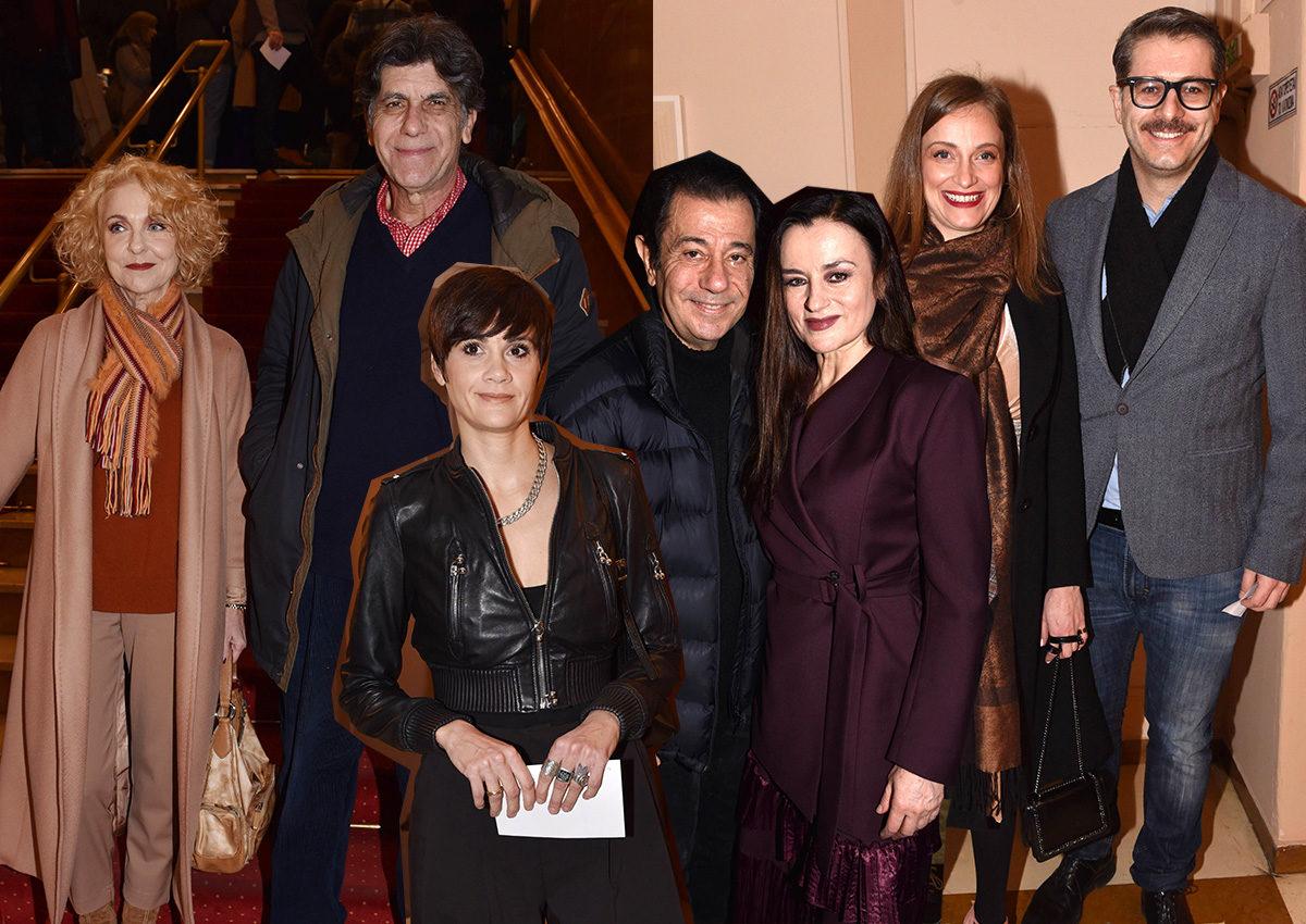 Πρεμιέρα με λαμπερές παρουσίες για τις «Τρεις αδελφές» του Τσέχοφ στο Θέατρο Βεάκη! Φωτογραφίες | tlife.gr